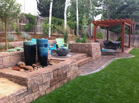 Small Backyard Retreat