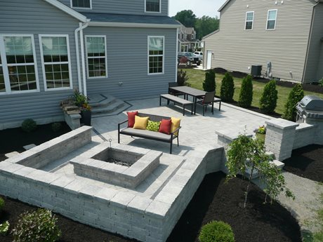 Stabilized Outdoor Space