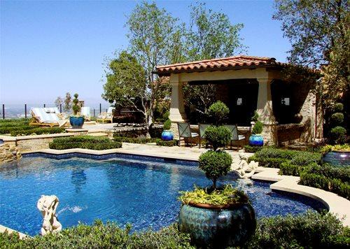 County landscape architect creates the ultimate resortstyle backyard
