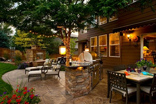 Awesome Backyards garden design: garden design with awesome backyards backyard