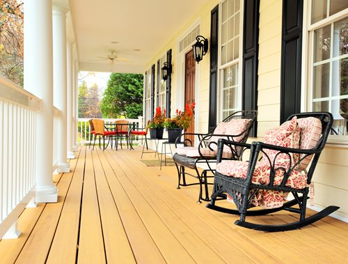 Porch Cost Landscaping Network