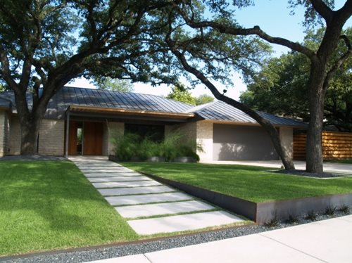 Contemporary Landscape Ideas landscaping austin - landscaping network
