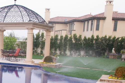 sprinkler systems - How To Design An Irrigation System At Home