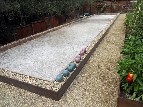 Backyard Games And Sport Courts Landscaping Network
