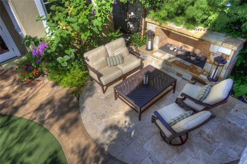 Landscaping Ideas For Small Backyard Privacy : Low Cost Backyard Privacy Ideas  Small Backyard Landscaping Ideas