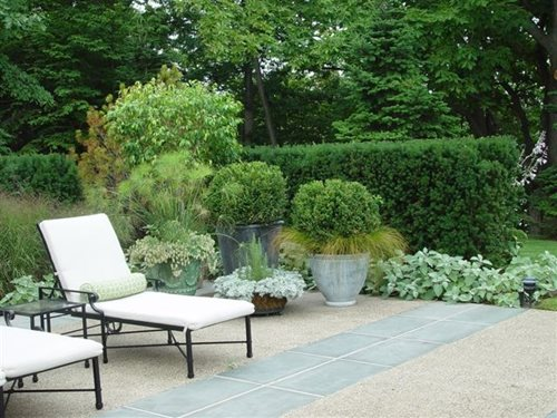 French Garden Design Landscaping Network