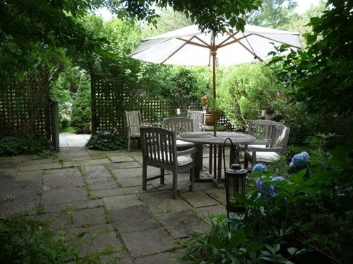 Patio landscape ideas landscaping network for Patio landscaping