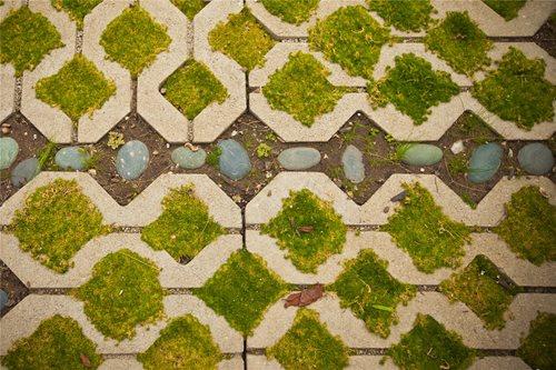 grasscrete landscaping network calimesa ca permeable benefits - Permeable Patio Ideas