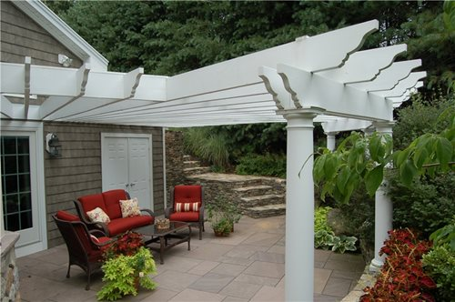 patio pergola plans designs
