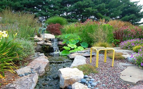 Naturalistic Landscaping Landscaping Network