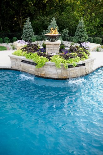 High Tech Pool Landscaping Network
