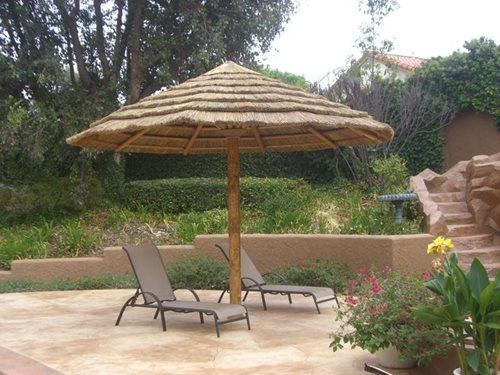 Tropical Thatch Umbrella Cover - ShopWiki