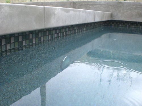 Modern Pool Built In Arizona Landscaping Network