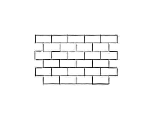Brick Pattern, Running Bond Landscaping Network Calimesa, CA