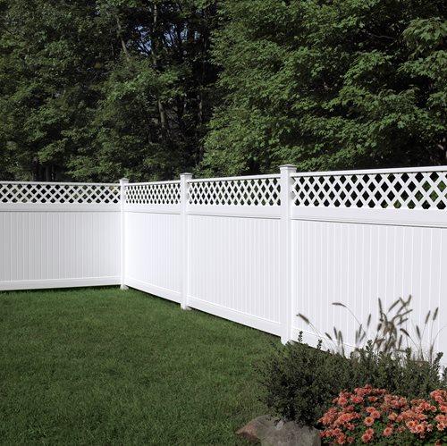 Vinyl Fencing Landscaping Network