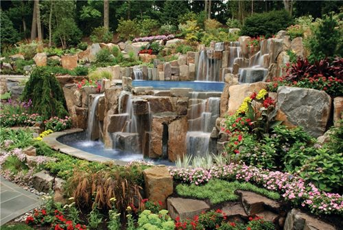Inground Pools - Landscaping Network