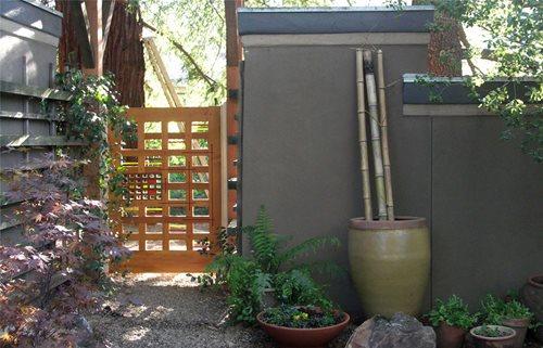 Superior Contemporary Garden Gate