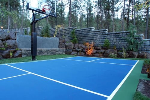 basketball backyard games landscaping network