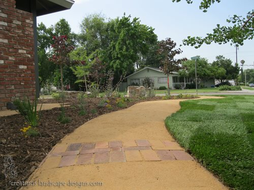 Decomposed Granite Paving - Landscaping Network