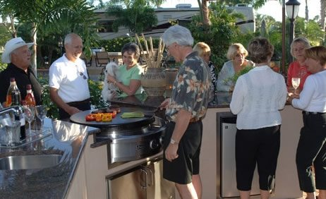 Evo Outdoor Grills Landscaping Network