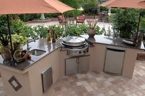 Evo Outdoor Grills Landscaping Network