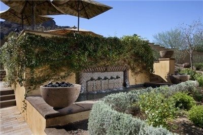 Landscaping phoenix landscaping network for Garden fountains phoenix