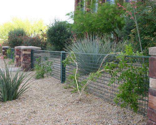 Greenscreen Trellis Fence Panels Landscaping Network