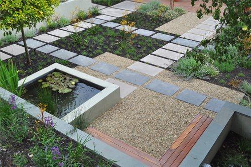 Backyard landscaping layouts landscaping network for Landscape design layout