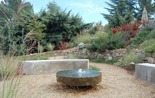 Pondless Disappearing Fountains Landscaping Network