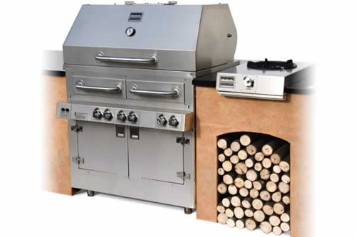 builtin version of hybrid grill
