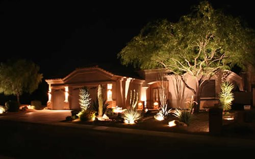 lighting design - Landscape Lighting Design Ideas