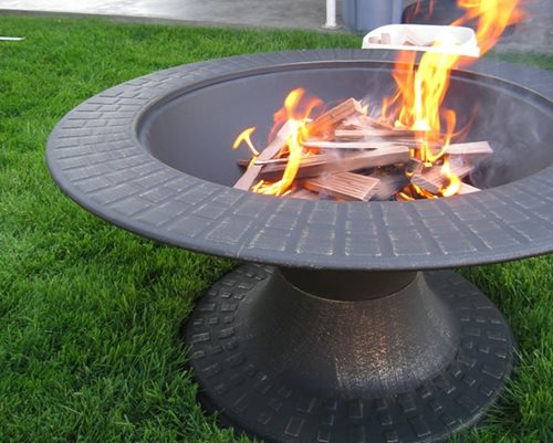 Portable Fire Pit Styles Landscaping Network
