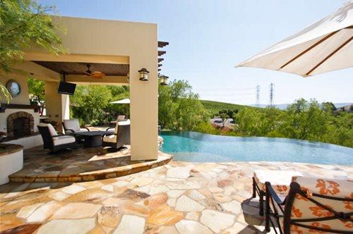 flagstone color options landscaping network. Black Bedroom Furniture Sets. Home Design Ideas