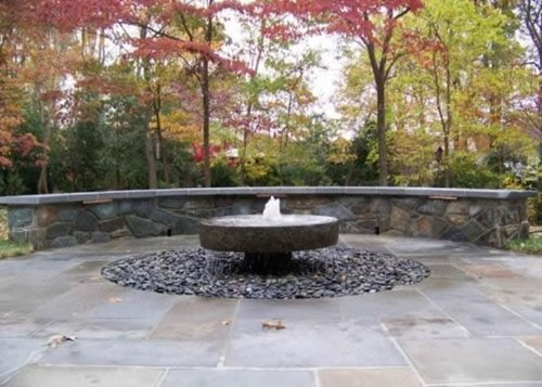 Millstone Fountain Landscaping Network