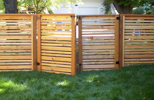 Brilliant Modern Wood Fence Gate 500 x 326 · 59 kB · jpeg