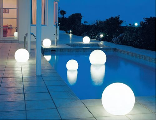 Garden Lights Moonlight Design
