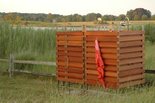 Prefab Outdoor Shower Landscaping Network