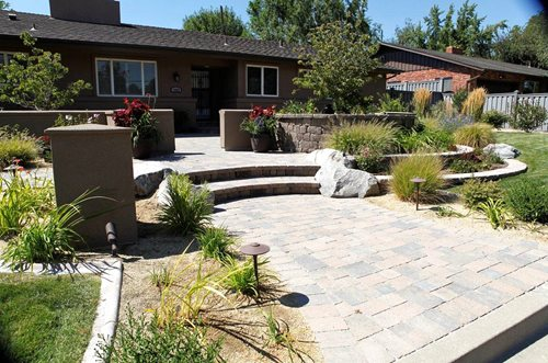 Landscaping ideas reno landscaping network for Water saving garden designs
