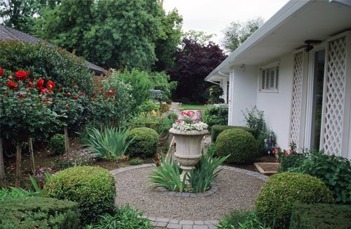 Side yard landscaping landscaping network for Side yard landscaping ideas