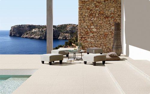 Porcelain Tile For Swimming Pool Decks : Outdoor tile comparison landscaping network