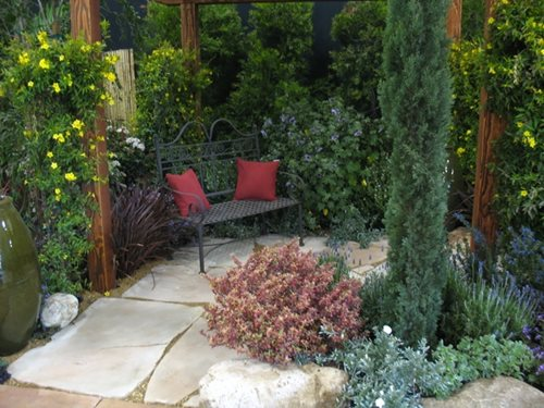 Meditation garden design landscaping network for Meditation garden designs