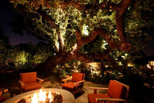 Backyard Lighting Landscaping Network