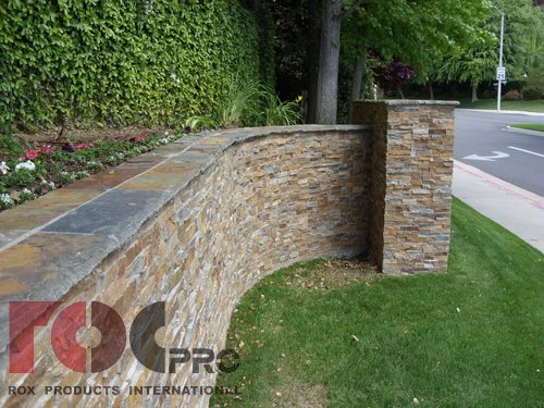 Stone Veneer Patterns Landscaping Network