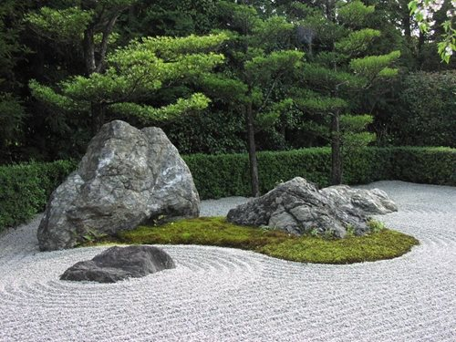 Japanese Garden Fountain Photos & Ideas - Landscaping Network