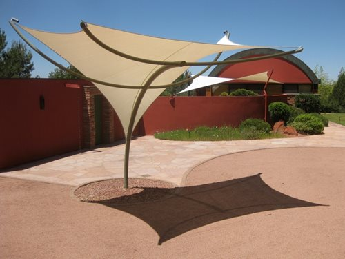 Shade Sculpture on patio design ideas product