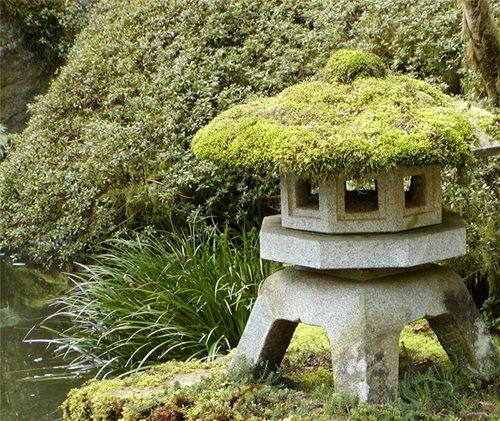 japanese garden decor lanterns landscaping network
