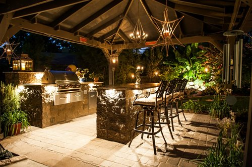 Nice Backyard Ideas garden design with patio designs backyard design landscaping lighting ml backyard design landscaping Garden Design With St Louis Backyard Overhaul Landscaping Network With How To Plant Zucchini From
