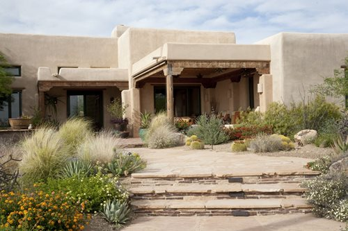 Desert South West Landscape Design Ideas