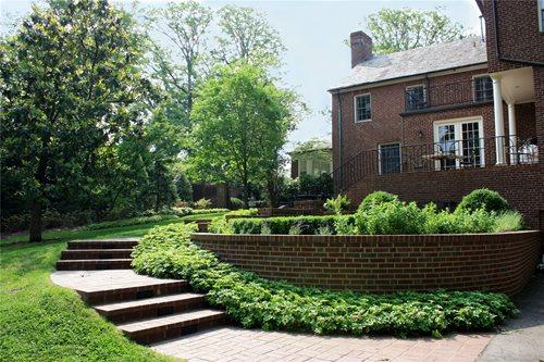 Terraced Backyard Design Ideas : Terraced Backyard Design Ideas