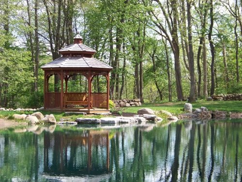 Gazebo Design Ideas Landscaping Network